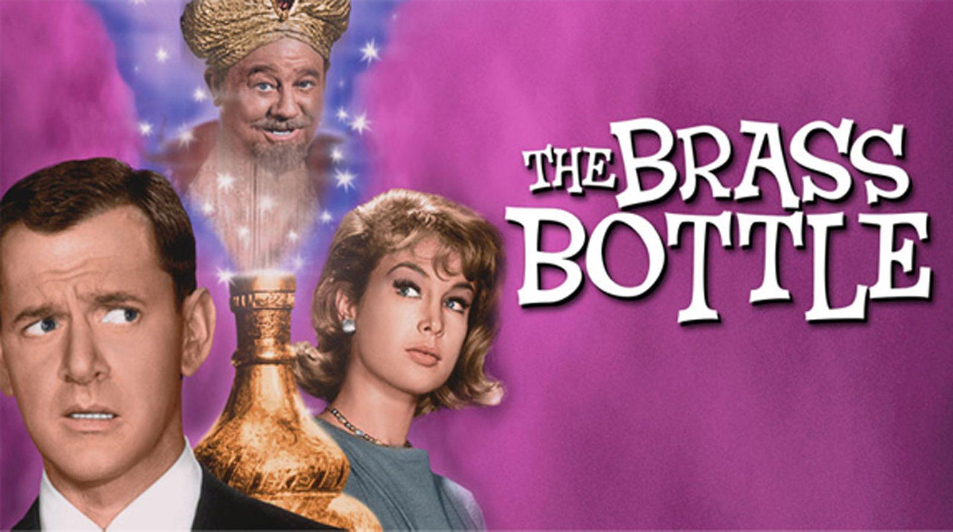 The Brass Bottle (1964) – Comedy, Fantasy