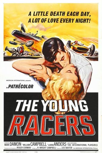 The Young Racers Poster