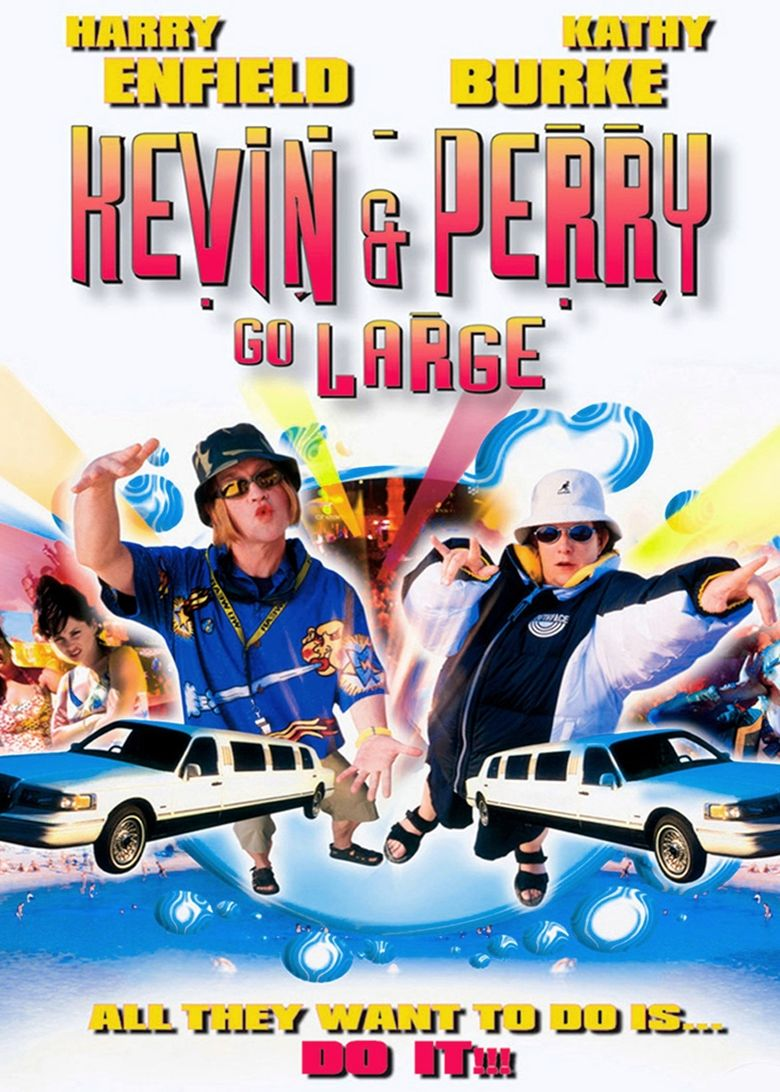 Kevin & Perry Go Large Poster
