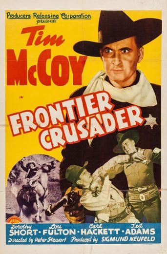 Frontier Crusader Poster