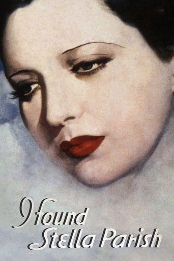 I Found Stella Parish Poster