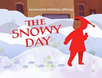 The Snowy Day Poster
