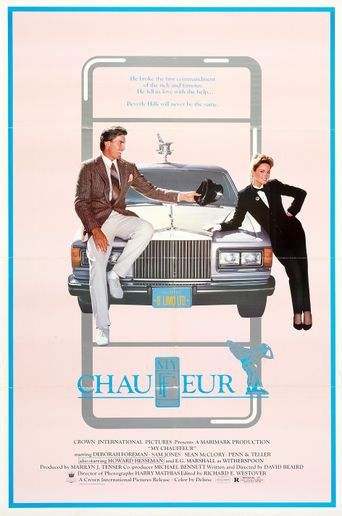 My Chauffeur Poster