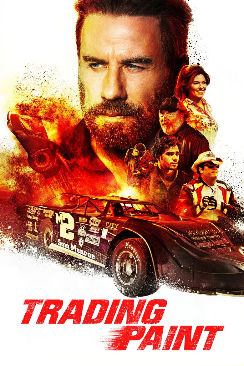 Trading Paint Poster