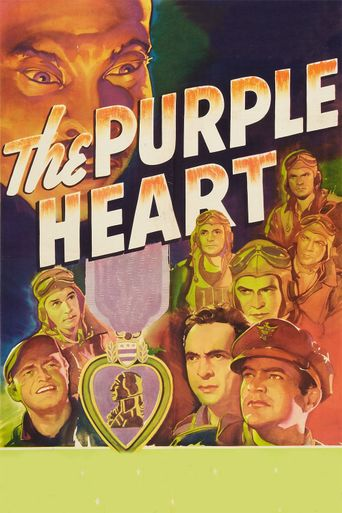 The Purple Heart Poster