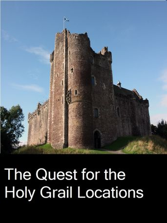 The Quest for the Holy Grail Locations Poster