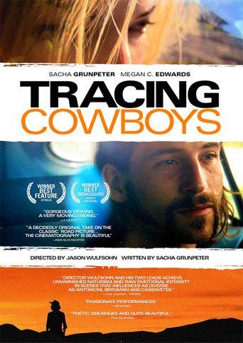 Tracing Cowboys Poster