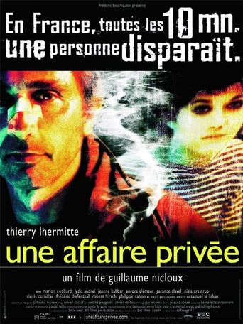 A Private Affair Poster