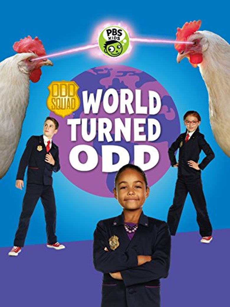 Odd Squad: World Turned Odd Poster