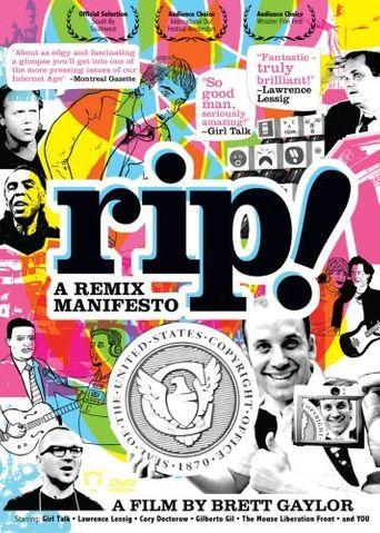 Watch RiP!: A Remix Manifesto