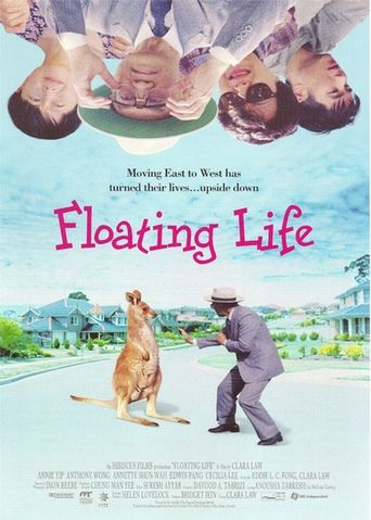 Floating Life Poster