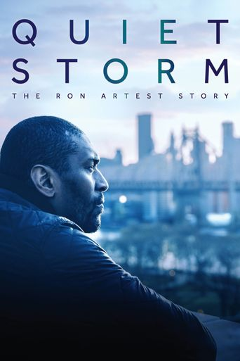 Quiet Storm: The Ron Artest Story Poster