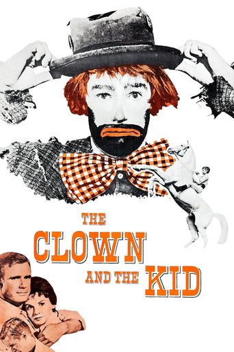 The Clown and the Kid Poster