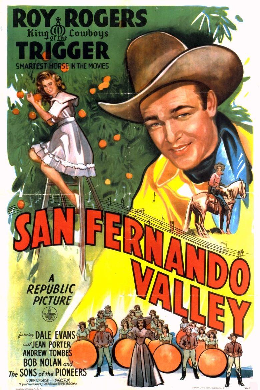 San Fernando Valley Poster