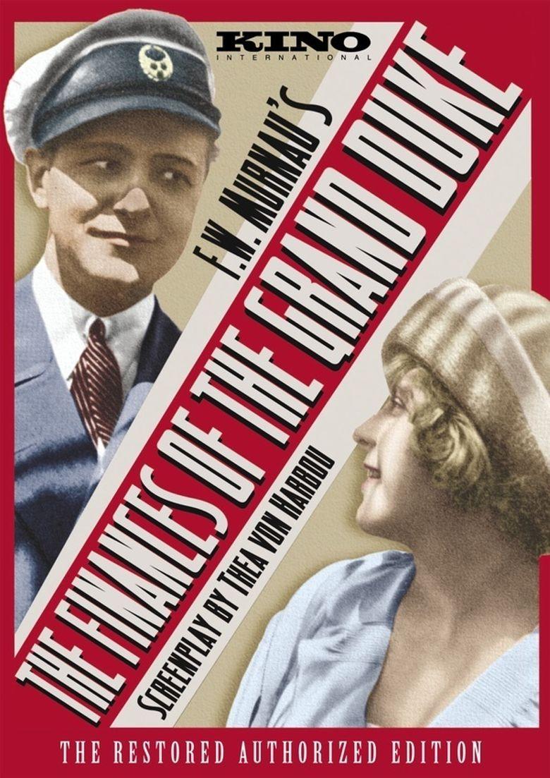 The Finances of the Grand Duke Poster
