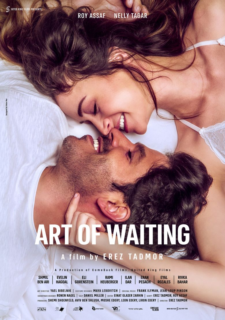 The Art Of Waiting Poster