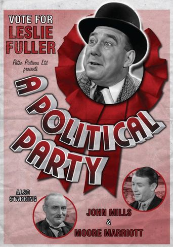 A Political Party Poster