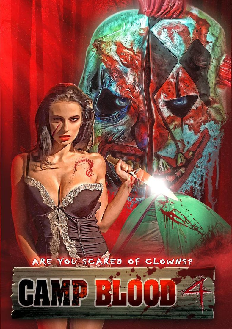 Camp Blood 4 Poster