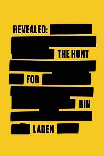 Revealed: The Hunt for Bin Laden Poster
