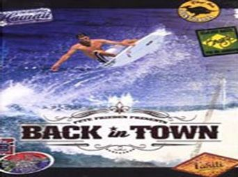 Back in Town Poster