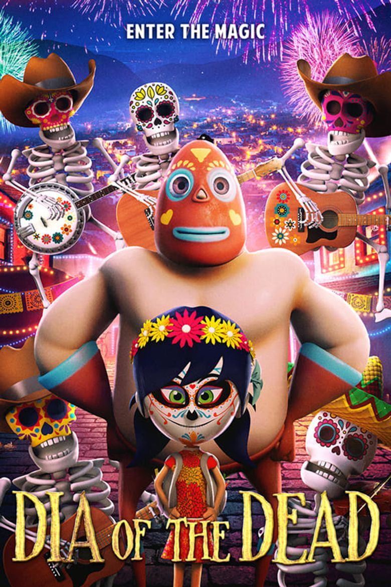 Dia of the Dead Poster