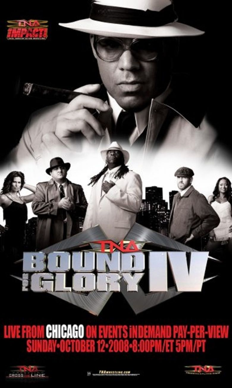 TNA Bound for Glory IV Poster