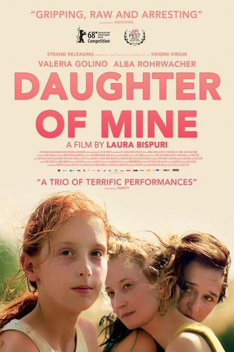 Daughter of Mine Poster