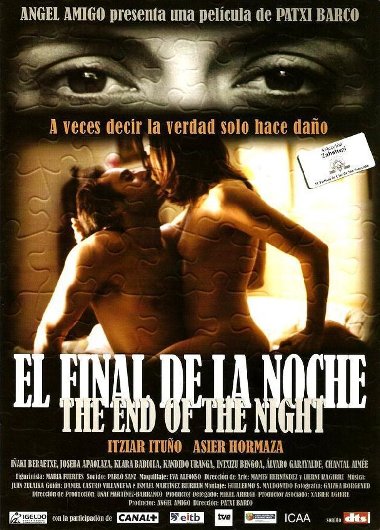 The End of the Night Poster