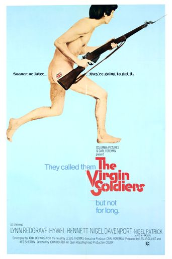The Virgin Soldiers Poster