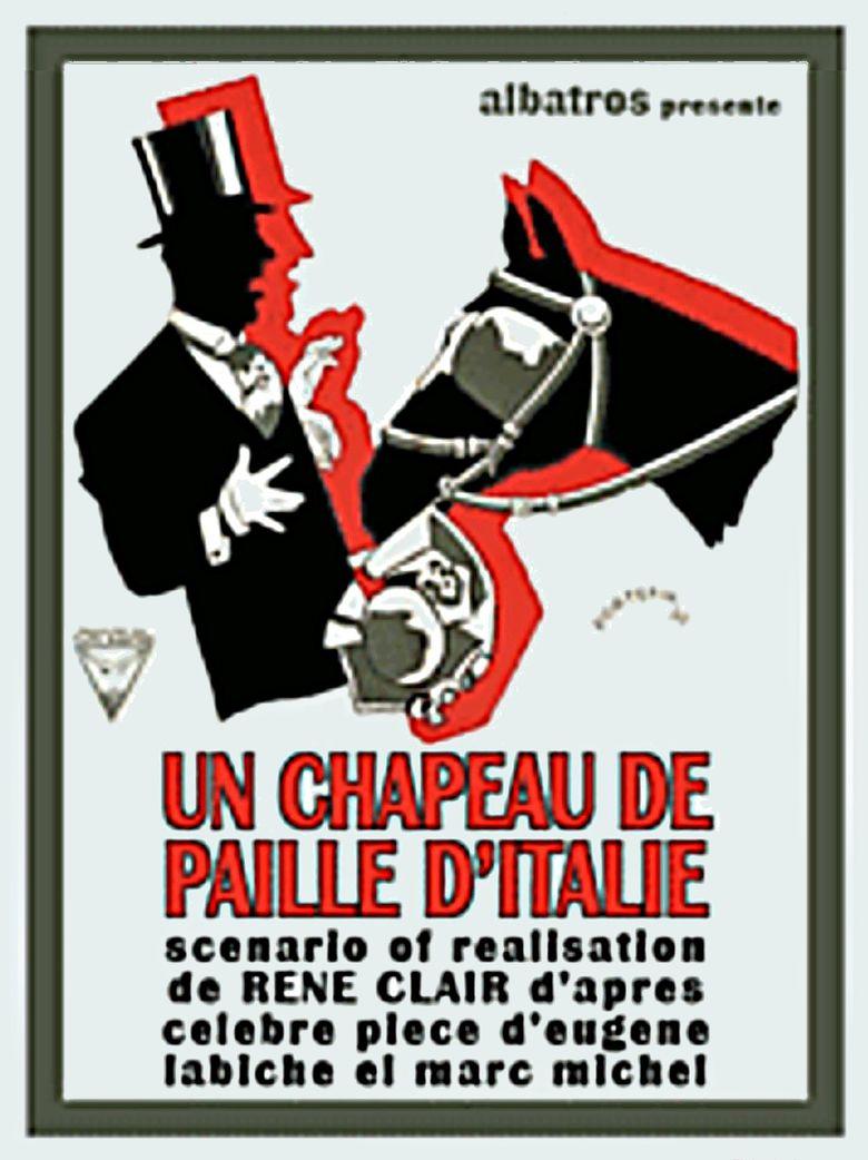 The Italian Straw Hat Poster