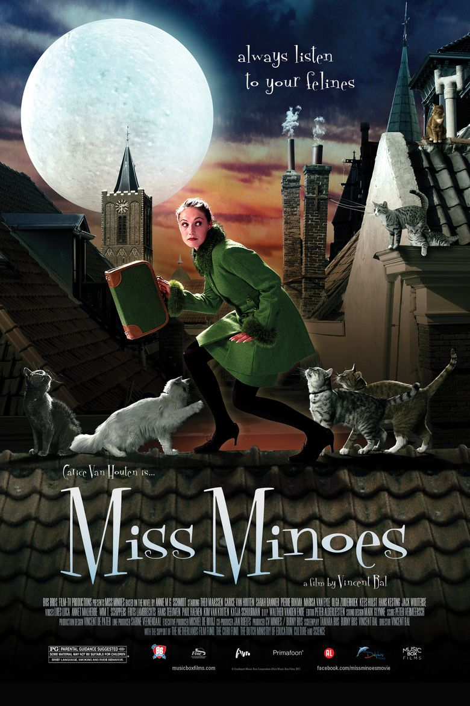 Miss Minoes Poster