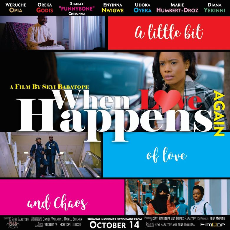 When Love Happens Again Poster