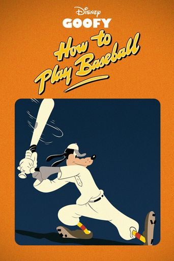 How to Play Baseball Poster