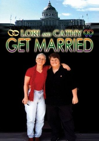 Lori and Cathy Get Married Poster