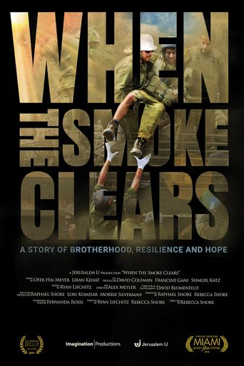 When the Smoke Clears: A Story of Brotherhood, Resilience and Hope Poster