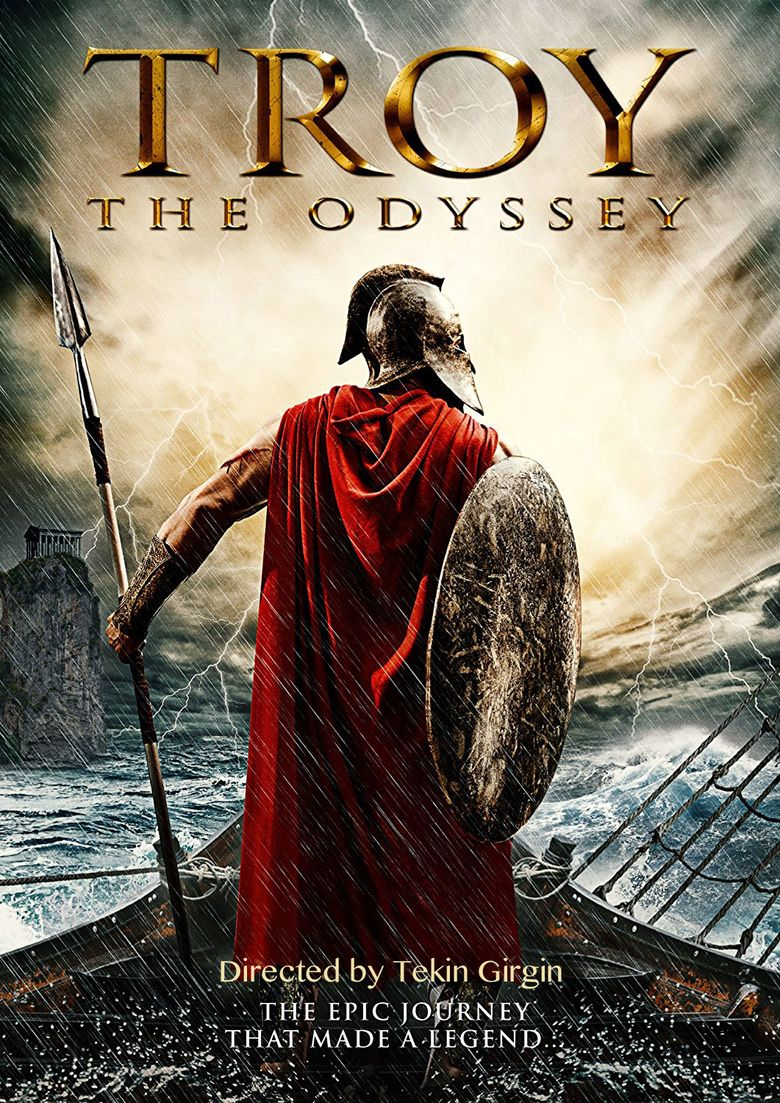 Troy the Odyssey (2017) - Watch on Netflix, Prime Video, Tubi TV