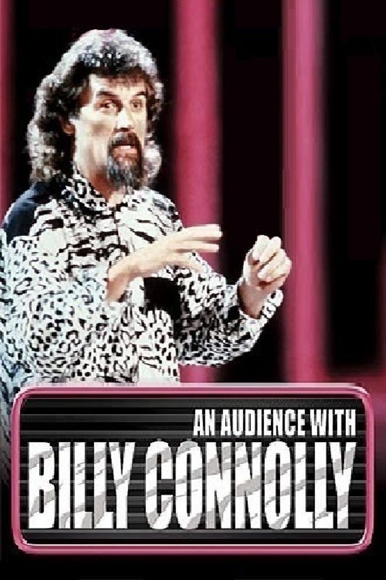 An Audience with Billy Connolly Poster