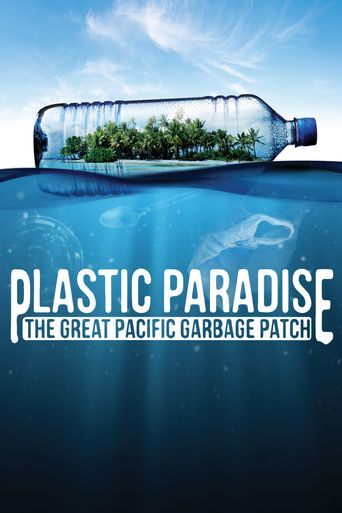 Plastic Paradise: The Great Pacific Garbage Patch Poster