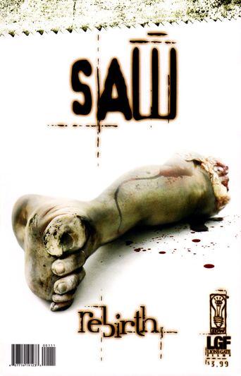 Saw Rebirth Poster