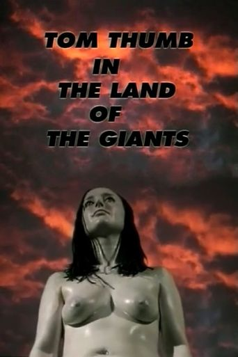 Tom Thumb in the Land of the Giants Poster