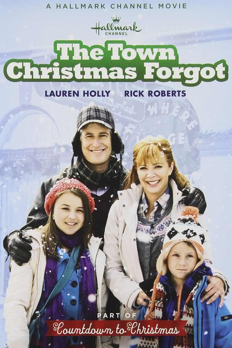 The Town Christmas Forgot Poster