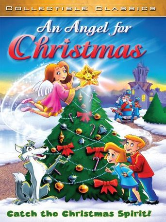 An Angel for Christmas Poster