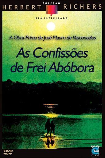 As Confissões de Frei Abóbora Poster