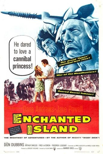 Enchanted Island Poster
