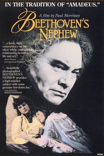 Beethoven's Nephew Poster