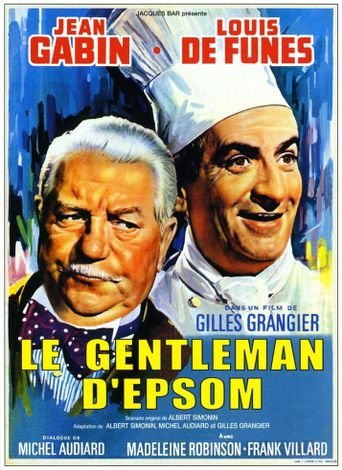 The Gentleman from Epsom Poster