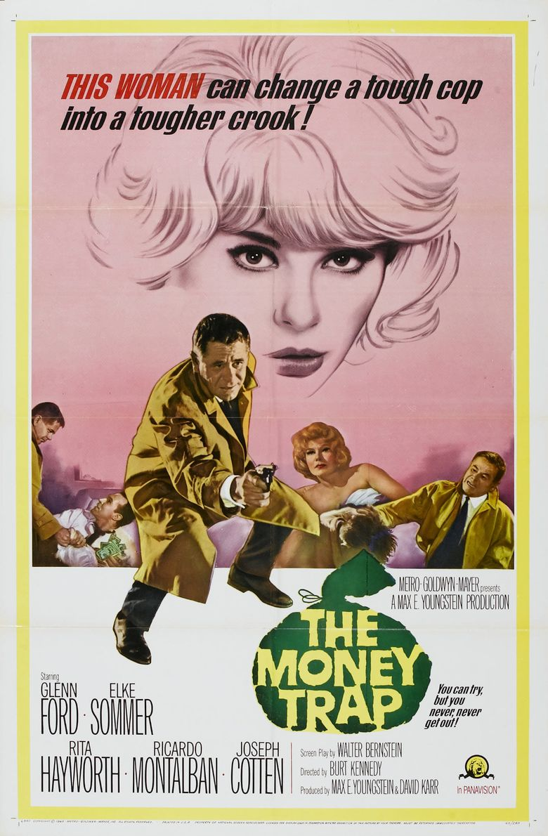 The Money Trap Poster