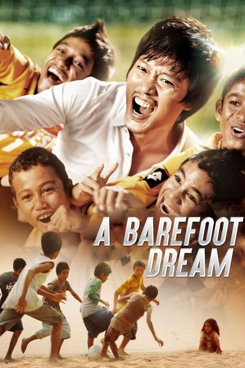 A Barefoot Dream Poster