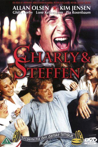 Charly og Steffen Poster