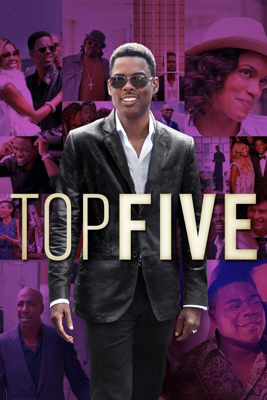 Top Five Poster
